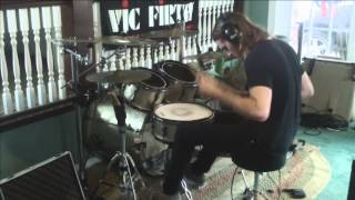 JOEY MUHA - Lamb of God - 11th Hour DRUM COVER