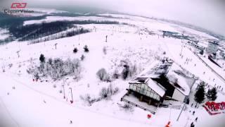 видео Горнолыжный курорт Волен