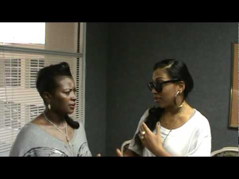 Melanie Fiona interview with Stormy of V101