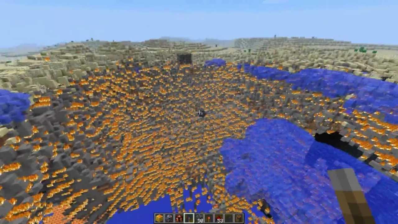 Minecraft NUKE Mod Huge Explosion No Lag HD Alienware