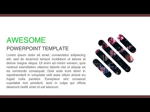 How to create business templates in Microsoft PowerPoint (Hindi) #Powerpoint #Template #PPT thumbnail