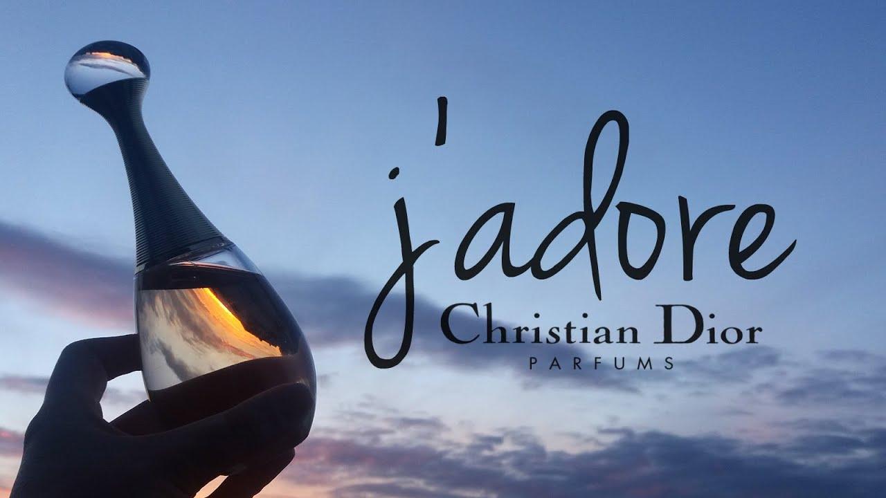 Resenha do Perfume J'adore, Christian Dior