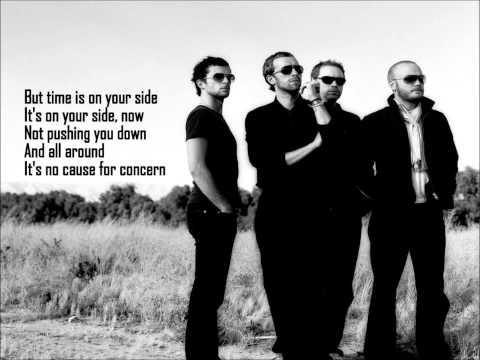 Coldplay  Amsterdam with lyrics