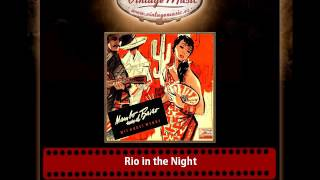 Horst Wende – Rio in the Night