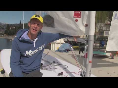 Onboard With The Best: Laser Equipment Walk-through With Robert Scheidt, Olympic Champion