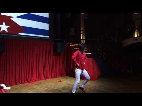 Show Columbia /Jiribilla - Lituania Cristian Vera Nuñez.