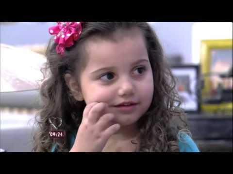 Eduarda Henklein, Tocando no programa Ana Maria Braga em  13/05/2014