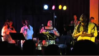 Tim Akers & The Smoking Section w/John Robinson - Superstition