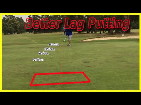 How To Get Better At Lag Putting
