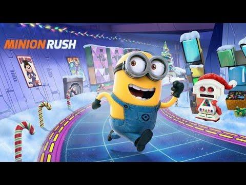 Minion Rush: Гадкий Я - Официальная игра_Обзор игры_Стоит ли скачивать?