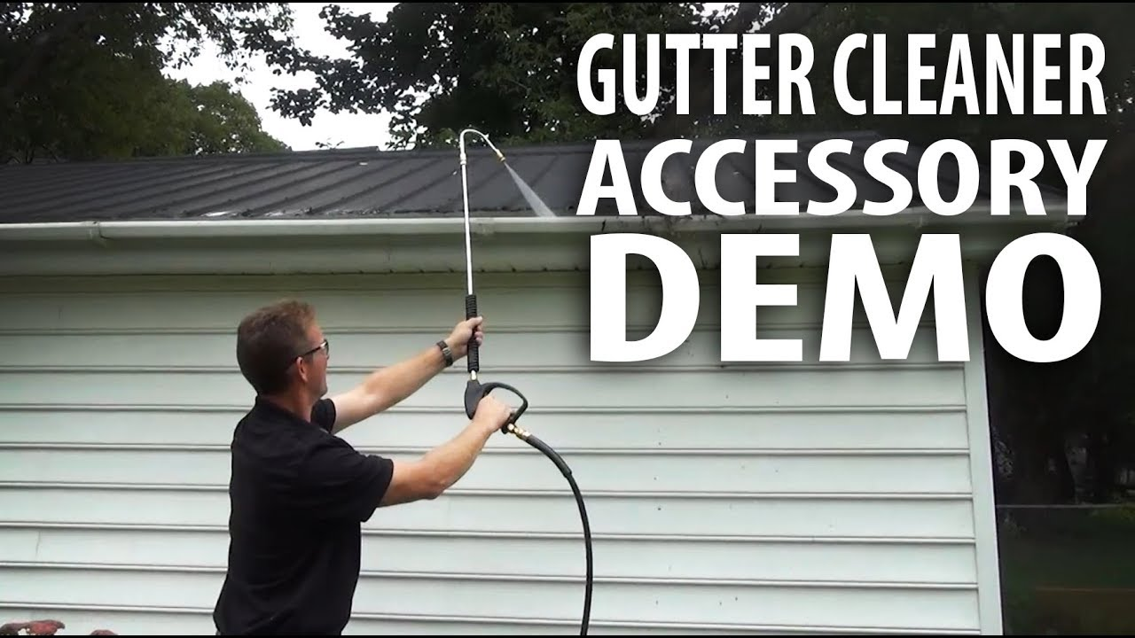 Guttermaster Classic Curved Telescopic 12 Foot Extending Water Fed Pole