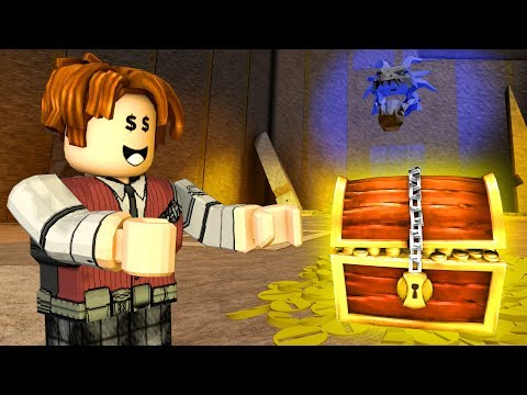 Roblox - ESCAPE DA CAVERNA DO TESOURO (Escape Room - Treasure Cave)