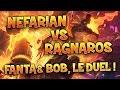 Hearthstone : NEFARIAN vs RAGNAROS  - Duel Fanta et Bob