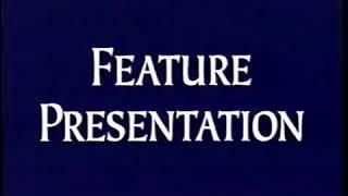1994 Walt Disney Flashbang Feature Presentation Logo