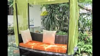 Rattan4ever Day Bed Rattan Wicker Furniture Bangkok Thailand