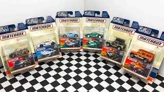 Matchbox Globe Travelers Series Unboxing And Review