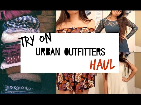 Urban Outfitters Surplus | Try On Haul