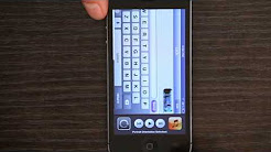 How to Rotate an iPhone Screen When Texting : Tech Yeah!