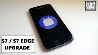 Nuovo aggiornamento Samsung S7 cosa cambia?