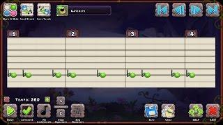 All Wublin Sounds / Notes - Composer Island Version thumbnail