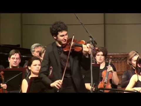 Prokofiev: Violin Concerto no. 2 in G minor, Tretiakov/Zorman, New Russian State Orchestra