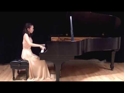 Mina Koike Mozart Sonata KV 533:494