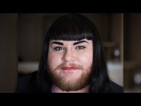 Bearded Woman Proves Hairy Isn't Scary | SHAKE MY BEAUTY