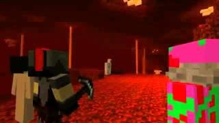 Minecraft приколы 3 серия - Новички- АД (2)