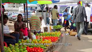 Daily life in West Africa