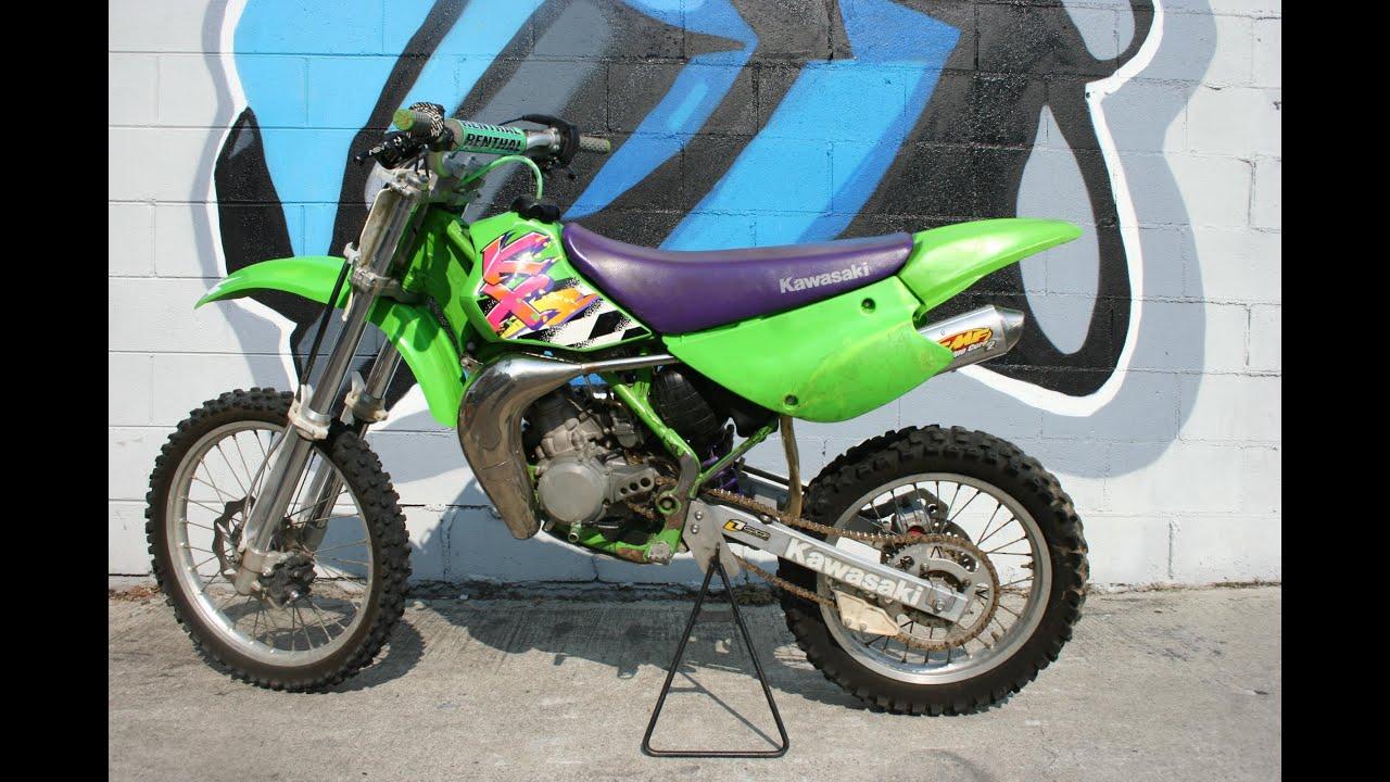 Kawasaki Kx   Stroke For Sale