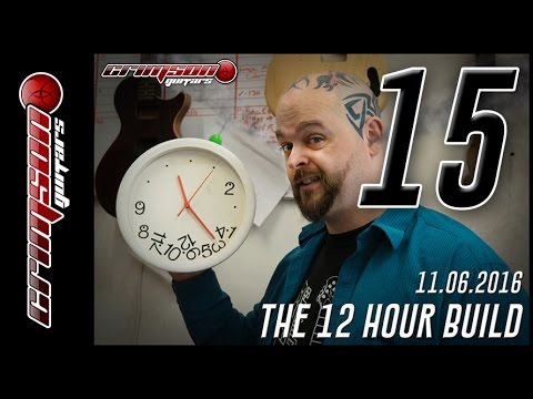The 12 Hour Build - Episode 15 (15:00 - 15:30)