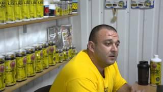 Руслан Мехралиев, питание спортсмена-пауэрлифтера