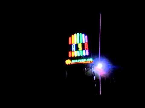 Светодинамика ТЦ Радуга г.Рубцовск- изготовление электроники-от 23.06.2014 г.