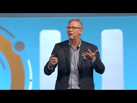 How to Grow a Business: 4 Muscle Groups To Go From Startup To Scale-Up (#INBOUND17 Brian Halligan)