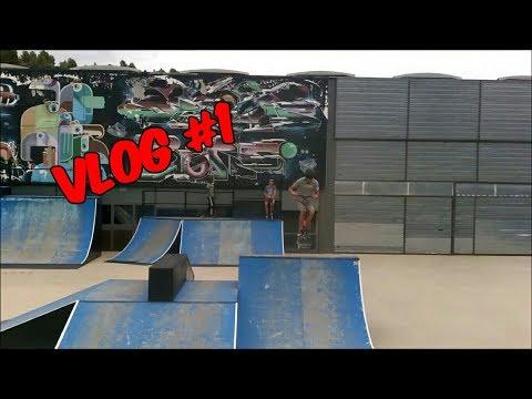 Vlog #1 Al Skatepark d'Igualada