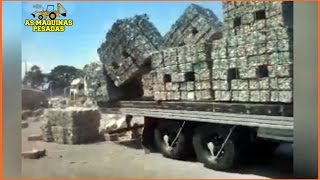 Caminhoneiros irritados descarregam na frente da empresa! thumbnail