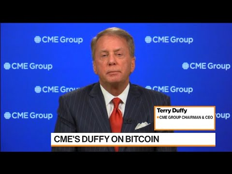 CME Group CEO Duffy on Volatility, Data Expansion and Bitcoi
