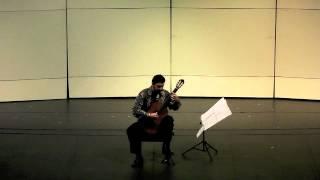 Silviu Ciulei - Sonata Giocosa: II. Andante moderato (Rodrigo)