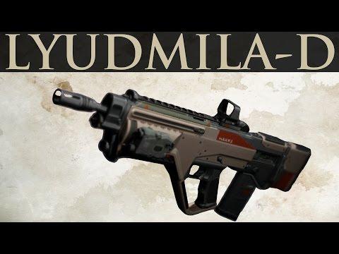 Destiny: Lyudmila-D Pulse Rifle Review!