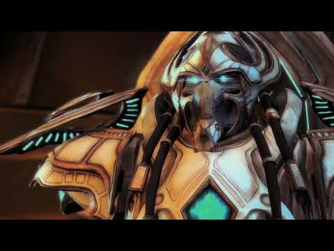 Walkthrough StarCraft II Legacy of the Void Misja 17 Etapy rytuału