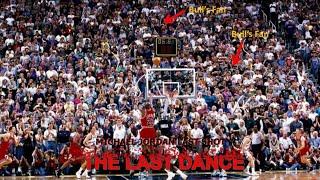 THE LAST DANCE (Chicago bulls 6 Championship)