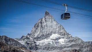The world's highest 3S gondola lift