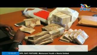 EACC arrests Nandi roads officer after finding Ksh 5.74m in cash in his home