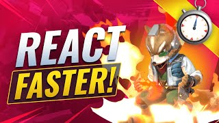 REACT FASTER With These 4 Tips - Smash Ultimate
