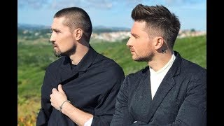 Новый клип Сергея Лазарева и Димы Билана бьёт
