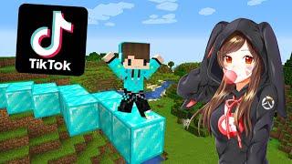 Menguji Kebenaran Minecraft Hack Yang Lagi Viral di Tik Tok