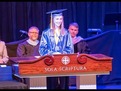 Cary Christian School 2019 Graduation