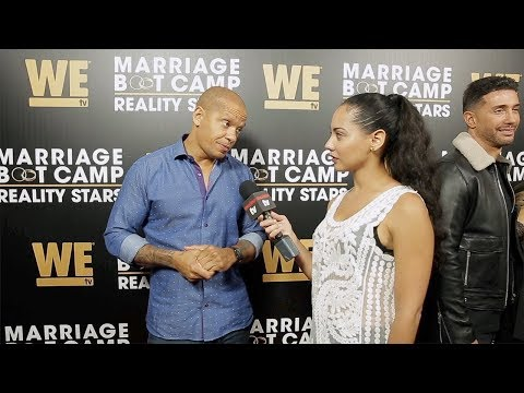 "Peter Gunz Interview ""Marriage Boot Camp: Reality Stars"" Season 9 Premiere Party"