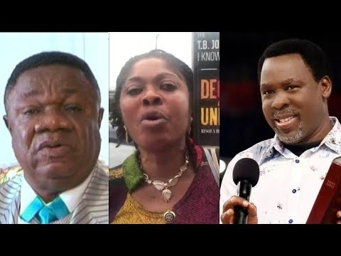 Bisola Johnson (Accuser Of TB Joshua) EXPOSED as a Fraudster by