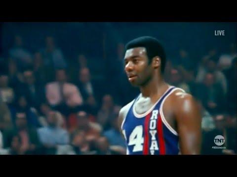 Oscar Robertson | NBA Lifetime Achievement Award | 2018 NBA Awards